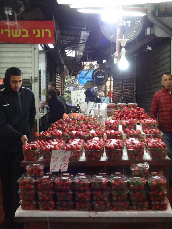 Les fraises du Carmel
