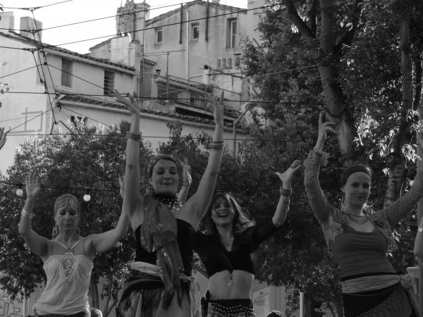 Les filles (gypsies)