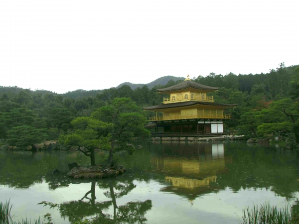 金閣寺/Pavillon d'Or