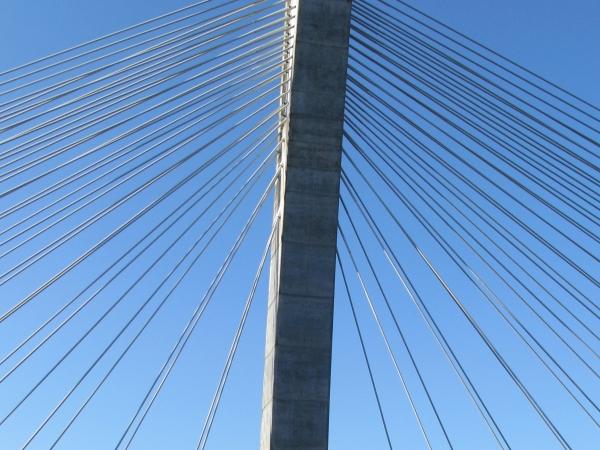 Trois vues du pont Térénez/2