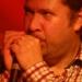 Blues/Sébastien à l'harmonica