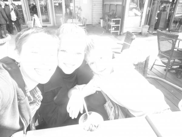 Svetlana, Nikita et moi